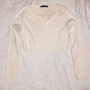 Brandy Melville Tops - Brandy Melville athelia knit top